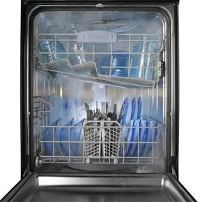 Steam can help a dishwasher sterilize dishes.