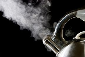 Want to blow off some steam about your old dishwasher? New dishwashers use steam itself as a cleaning agent.