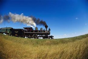 Steam engines were the foundation of the Industrial Revolution.
