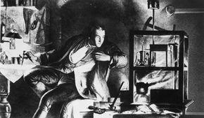 James Watt revolutionized steam technology with his early steam engine.