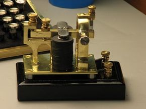 The RSS Telegraph Sounder