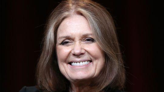 How Gloria Steinem Became a Feminist Shero
