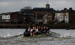 Oxford University rowing club
