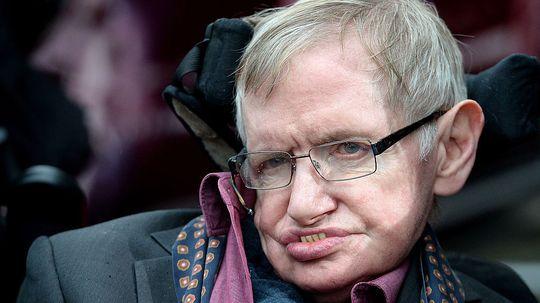 How Stephen Hawking Worked
