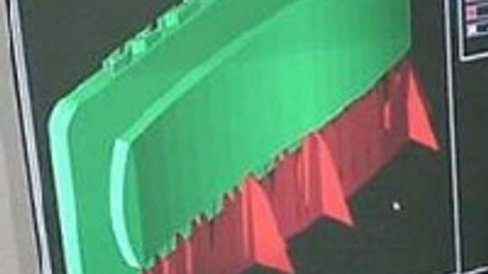 How Stereolithography  3-D Layering  Works