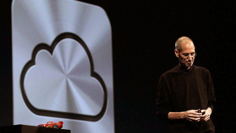 Steve Jobs at 2011 Apple World Wide Developers Conference