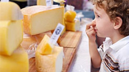 Top 5 Stinkiest Cheeses