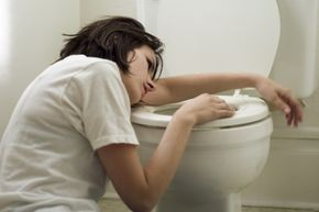 As gross as it seems, vomiting is often necessary when your body needs to get rid of a virus.