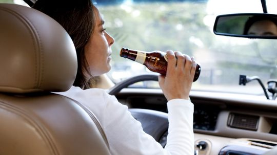 Is driving stoned worse than driving drunk?