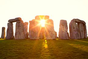 More recent theories about Stonehenge revolve around its use as a burial site.