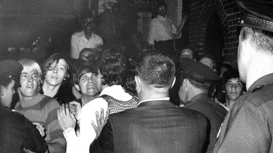 How the Stonewall Riots Worked