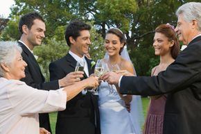 How can you keep your guests happy at the reception without breaking the bank?