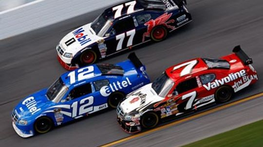 What is a stock car?