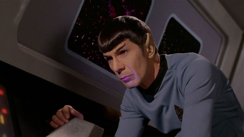 Leonard Nimoy portrays the original Mr. Spock in the 'Star Trek' TV episode 'The Cloud Minder.' Contrary to popular opinion, a Stoic is not someone who acts like Mr. Spock. CBS via Getty Images