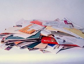 All the junk mail you receive is the result of your personal information being sold to marketing firms.