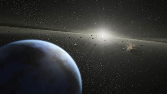 What are the odds there is life in outer space?