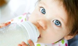 Store-brand baby formula has to meet the same safety standards and nutrition guidelines as brand names.