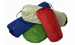 Have some type of warm bedding in case you need it. Sleeping bags are ideal.