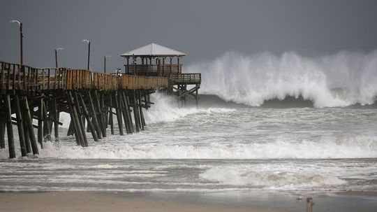 Why Hurricane Florence's Storm Surge Could Be So Deadly