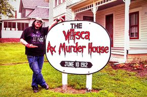 The Villisca Ax Murder House is available for daylight tours, as well as overnight stays — if you dare!