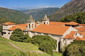 This former monastery dates back to the 6th and 7th centuries.