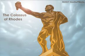 The Colossus of Rhodes, HowStuffWorks-style
