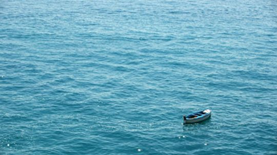 What if you were stranded several miles offshore in cold weather?