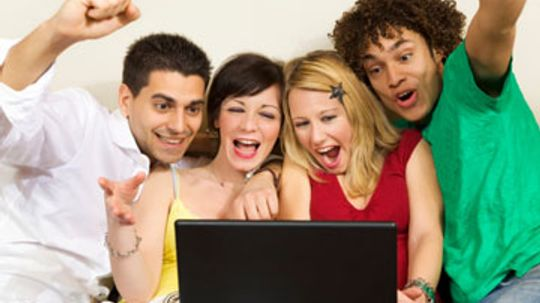 How does online streaming affect TV ratings?