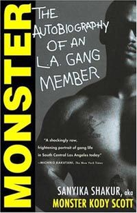 """Cover of the book """"The Autobiography of an L.A. Gang Member"""""""