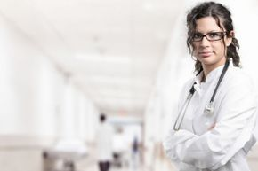 The doctor who serves as the lead for patient care experiences a tremendous amount of stress.