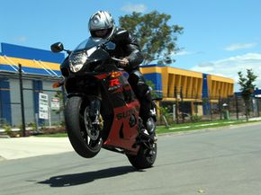 Learning to ride a motorcycle is a good idea for someone looking to get into stunt work.