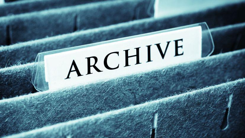 archive file