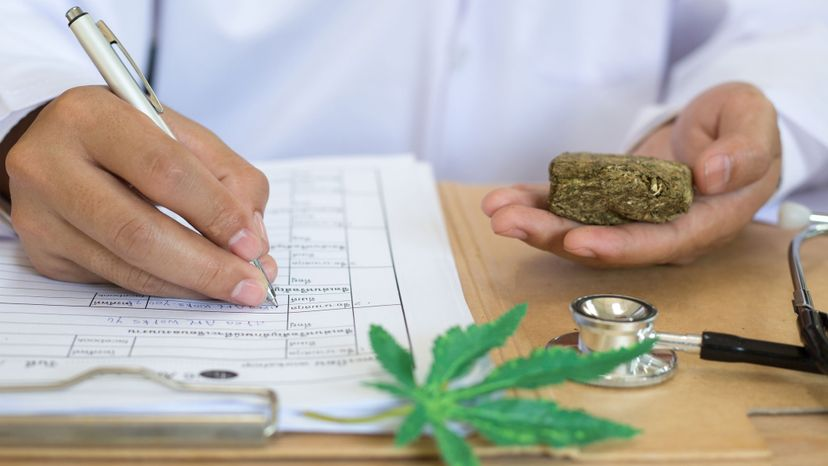 """Confirmation bias occurs when a researcher takes the hypothesis that he or she starts out with (""""marijuana is beneficial/detrimental"""") and shapes the study methodology or results to confirms that premise, whether or not it's actually justified. krisanapong detraphiphat/Getty Images"""