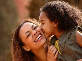 About half of people's happiness quotas are genetic.