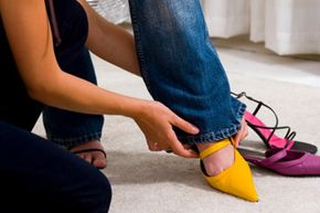 Love the shoes, but not the price? Learn about clothing rental.