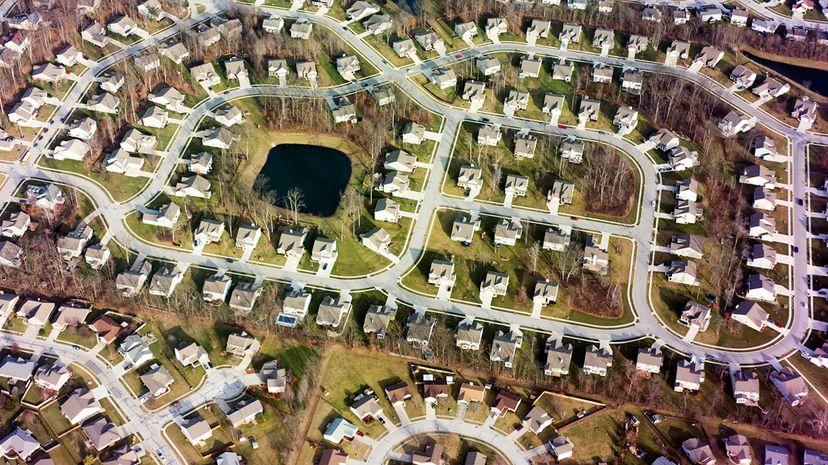 Indianapolis suburb urban planning