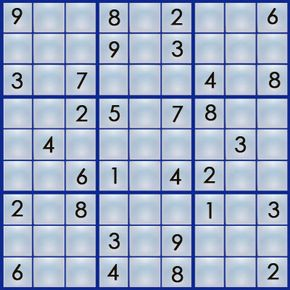 """Michael Mepham's """"Book of Sudoku 3"""" rates this puzzle as """"gentle."""""""