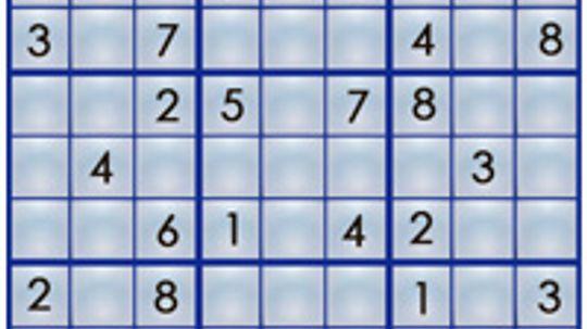 How Sudoku Works