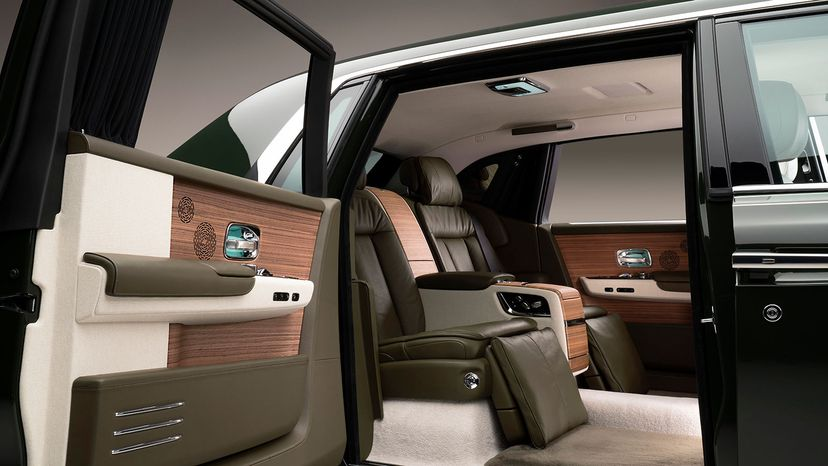 Rolls Royce Phantom Oribe