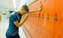 If your teen experiences a sudden decline in grades or general academic performance, pay attention.