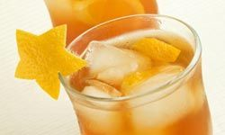 Save on calories by making your own ice tea at home rather than buying it in the bottle.
