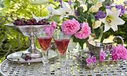 Summer parties should be full of color, fun and friends!