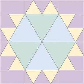 Fresh from the Garden quilt design. See more pictures of quilt blocks.