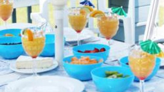 Summer Table Settings Image Gallery