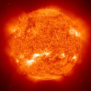 Could the sun meet all of our energy needs?