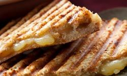 Doesn't this panini look like it needs some sun-dried tomato?