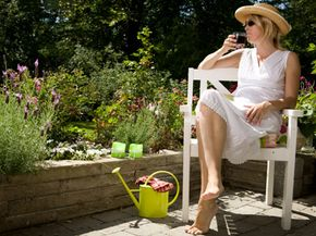 Soaking up sun in small doses helps keep you happy and may even improve your health.