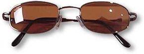 Prescription sunglasses.
