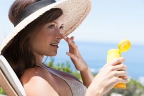 A hat and sunscreen would offer little protection if Earth's ozone layer disappeared completely.