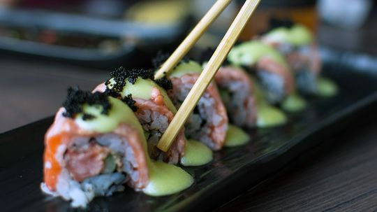 Your Sushi May Not Be as Healthy as You Think
